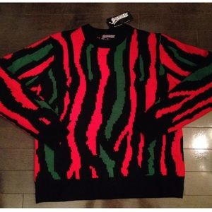 TRIBE CALLED QUEST MIDNIGHT MARAUDERS SWEATER (NEW
